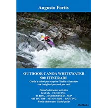 Outdoor Canoa Whitewater