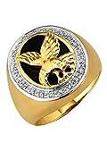 Diemer Gold Adler-Herrenring in Gold 585