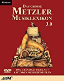 Das grosse Metzler Musiklexikon 3.0 (DVD-ROM)