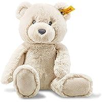 Steiff 241536 Soft Cuddly Friends Bearzy Teddybär 28 cm aus Plüsch für babysanfte Haut beige preisvergleich bei kleinkindspielzeugpreise.eu