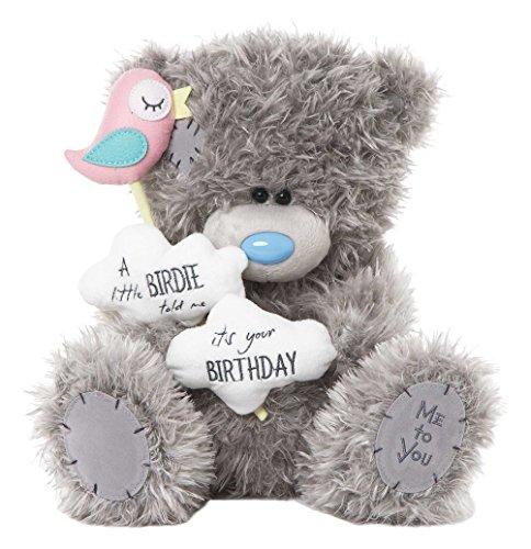 me-to-you-sg01w4108-tatty-teddy-signature-collection-klassischer-baer-sitzend-mit-birthday-schriftzu