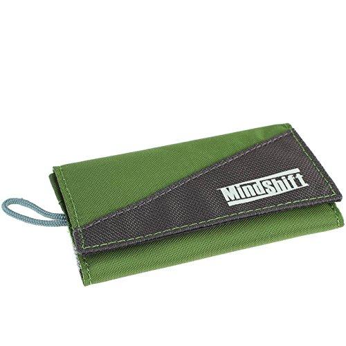 Mindshift Gear CF Card-Again Speicherkarten-Etui (Tasche, Mappe, Memory Card Wallet) für bis zu CF- oder XQD-Karten -