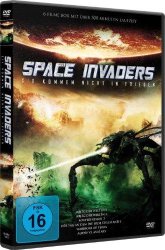 ilme-Box (Krieg der Welten 2+3 - Körperfresser 2 - Der Tag an dem die Erde stillstand 2 - Warriors of Terra - Aliens vs Avatars) ()