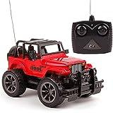 Milya Super-Fernbedienung Auto mit LED-Leuchten äußerst cool Geländewagen scharmant Fernbedienung Spielzeugauto Fernbedienung Offroad-Fahrzeuge