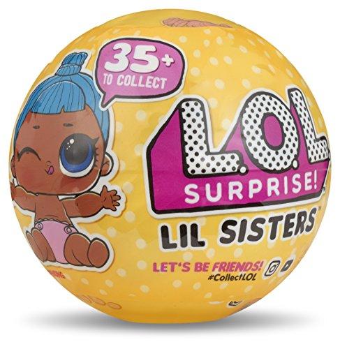 L.O.L. Surprise! - Mini Figurine - 5 Surprises, 30425