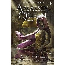 Assassin Queen (The Majat Code Book 3)