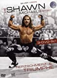 WWE - Shawn Michaels Heartbreak & Triumph [3 DVDs]