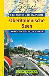 Motorradführer Oberitalienische Seen (Bruckmanns Motorradführer)