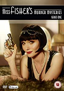 Miss Fisher's Murder Mysteries - Series One [DVD]