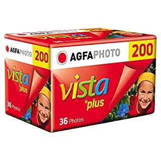 AgfaPhoto 612360 Vista Plus 200 135/36 Film