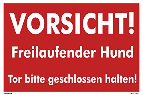 kleberior-warnschild-30-x-20-cm-attenzione-ruota-libera-ender-cane-tor-prego-tenere-chiusi-stabile-p