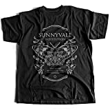 Photo de 9368 Sunnyvale Institution Hommes T-Shirt The Chaos Butterfly Theory Future Travel Effect Time Past par Flamentina