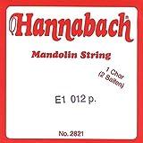 \'Hannabach\' \'Cordes Hannabach Mandoline\' \'Mi .011\' corde unique