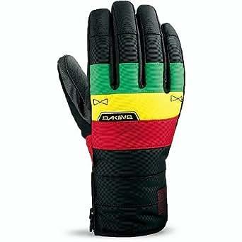 Dakine Omega Snow Gloves - Rasta