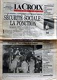 Telecharger Livres CROIX LA No 32156 du 01 12 1988 FORUM SERIONS NOUS DEVENUS MEDIOCRES PAR GABRIEL MARC 1 DE COTISATION SUPPLEMENTAIRE POUR LES SEULS SALARIES SECURITE SOCIALE LA PONCTION CLAUDE EVIN PRESENTE AU CONSEIL DES MINISTRES DES MESURES LIMITEES POUR REMEDIER AU DEFICIT DE L ASSURANCE VIEILLESSE PAR GERARD ADAM TRANSPORTS LES MILITAIRES A L OEUVRE SIDA UNE JOURNEE POUR EN PARLER L AXE PARIS BONN RENFORCE LES EVEQUES DU QUEBEC A ROME ENQUETE VEUVES RECONSTRUIRE UNE VIE (PDF,EPUB,MOBI) gratuits en Francaise