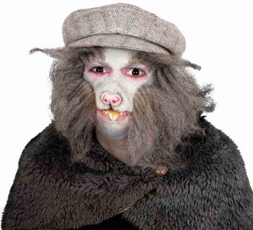 Zubehör Ratte Kostüm - Zähne Gebiss Kostüm Zubehör Ratte Halloween Karneval Fasching