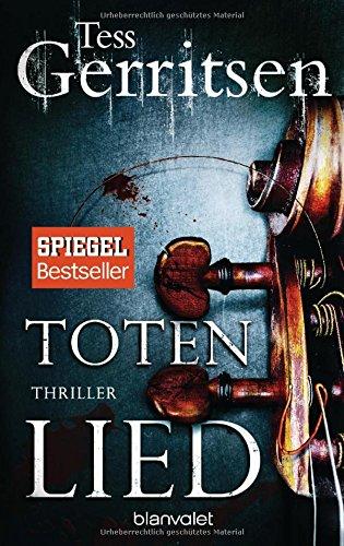 Buchcover Totenlied: Thriller