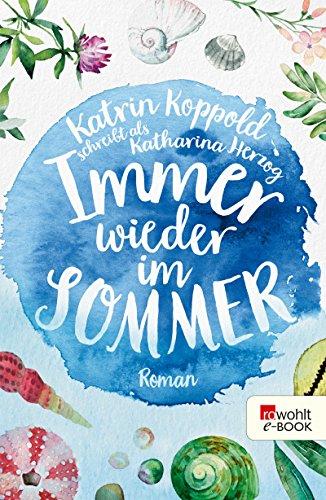 Buchseite und Rezensionen zu 'Immer wieder im Sommer' von Katharina Herzog
