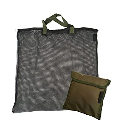 "MDI Game Zipped Trout/Salmon Bass Mesh Bag 24"" x 22"" (60x55cm) Fly Fishing by MDI"