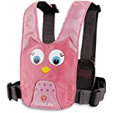 LITTLELIFE ANIMAL SAFETY HARNESS (OWL)