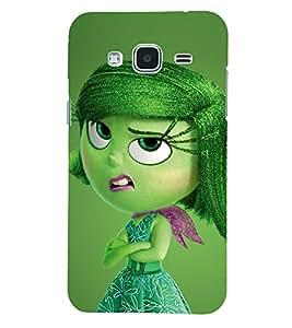 PRINTSHOPPII GIRLY Back Case Cover for Samsung Glaxy J3 New Edition (2016)