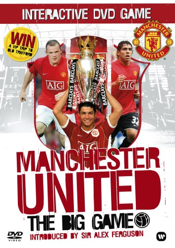 manchester-united-fc-the-big-game-import-anglais