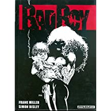 Frank Miller's Bad Boy Miller Cover