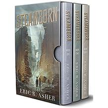 Steamborn: The Complete Trilogy Box Set (Steamborn Series Box Set Book 1)