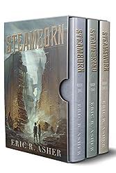 Steamborn: The Complete Trilogy Box Set (Steamborn Series Box Set Book 1) (English Edition)