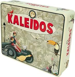 Interlude Cocktail Game - Kaleidos