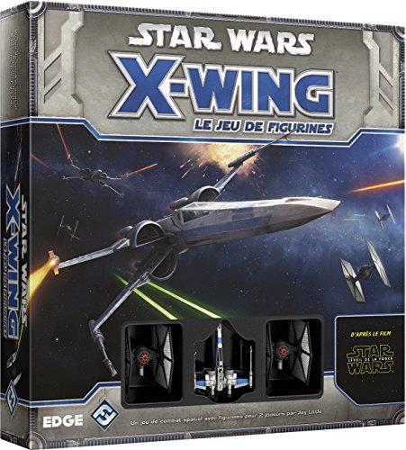 Asmodee Edge - FFSWX36 - Star Wars X-Wing - L'éveil de la...