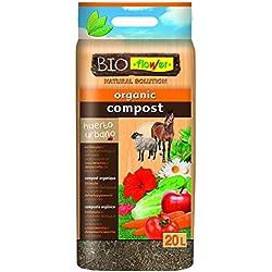 Flower 80153 - Compost orgánico, 20 l
