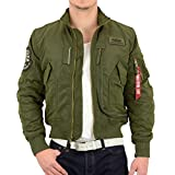 ALPHA INDUSTRIES Fliegerblouson
