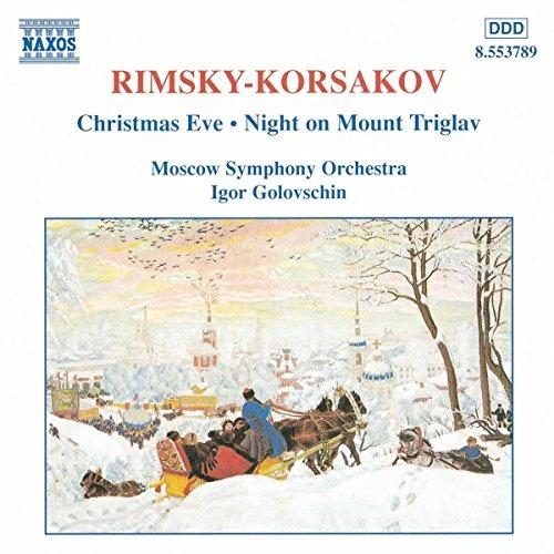 La Nuit de Noël / La Fiancée du Tsar