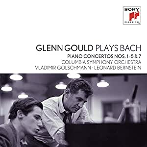 Bach: Piano Concertos Nos. 1-5 & 7