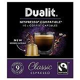 Dualit Classic Nespresso Compatible NX Coffee Capsules 10 per pack