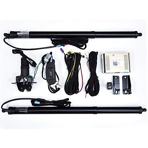ZZKJBox Set Elektrische Heckklappe für Mitsubishi Pajero (2016-),Drahtlose Fernbedienung und Berührungssensor