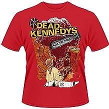 Plastic Head Dead Kennedys Kill The Poor Men's T-Shirt