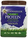 Sunwarrior 500 g Chocolate Classic Rice Protein