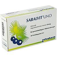 Sabalvit Uno Kapseln, 40 St preisvergleich bei billige-tabletten.eu