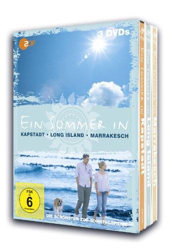 Ein Sommer in ... - Die schönsten ZDF-Sonntagsfilme [3 DVDs]