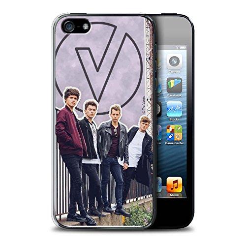 Officiel The Vamps Coque / Etui pour Apple iPhone SE / Pack 5Pcs Design / The Vamps Livre Doodle Collection Coupé