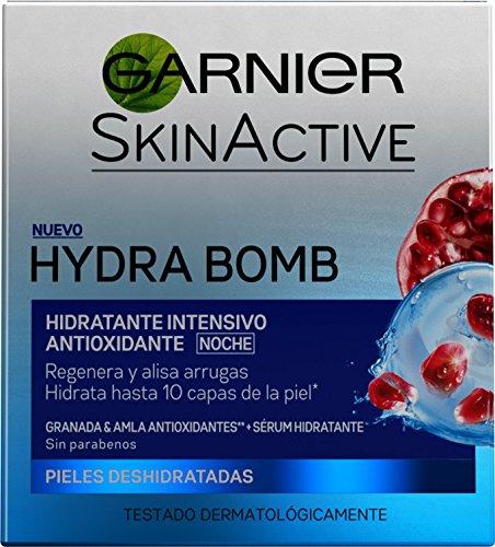 Garnier Skinactive Gel idratante Intensivo di notte - 50 ml