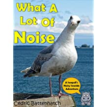 What A Lot Of Noise: A Seagull's Noisy Seaside Adventure (English Edition)