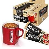Nescafe 3in1 Creamy 60 Sacchetti (18 g / Sacchetto) Prodotto In Ue Lunga Data Di Scadenza Stock Fresco