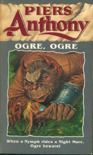 Cover of Ogre, Ogre (Xanth 5)