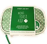 Mini First Aid Kit de Primeros Auxilios para bebé de Viaje Cambiar Bolsos, Bolsos o Coches.