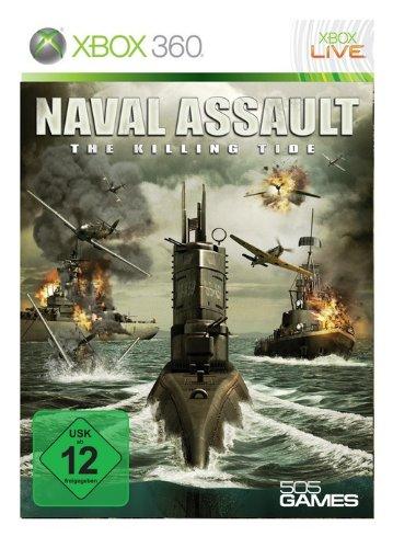 Naval Assault - The Killing Tide Assault Boot