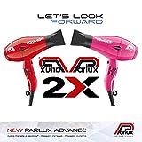 Parlux ADVANCE LIGHT Ionic & Ceramic Pièces BiPack **2 Couleurs au Choix