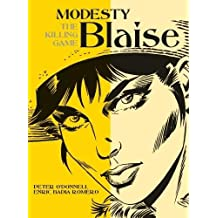Modesty Blaise - The Killing Game
